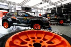 GCK SUCCESSFULLY DEBUTS AT 2018 FIA WORLDRALLYCROSS SEASON OPENER IN BARCELONA