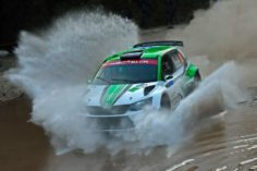 ŠKODA WITH THREE CREWS AT RALLY ARGENTINA