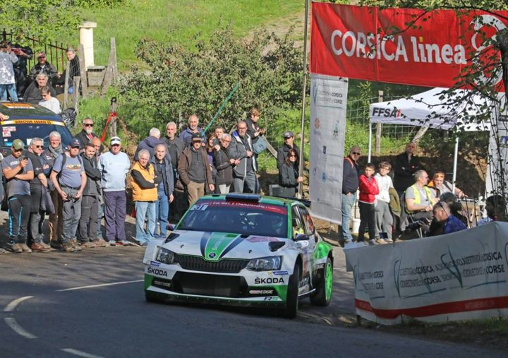 TOUR DE CORSE NEWS: KOPECKÝ AND VEIBY IN 4TH AND 5TH AFTER DRAMATIC TWIST IN SHAKEDOWN