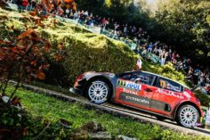 LOEB'S DISPLAY CUT SHORT AS MEEKE CHALLENGES FOR PODIUM PLACE