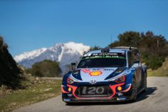 HYUNDAI MOTORSPORT – TOUR DE CORSE WRC 2018 – DAY ONE REPORT