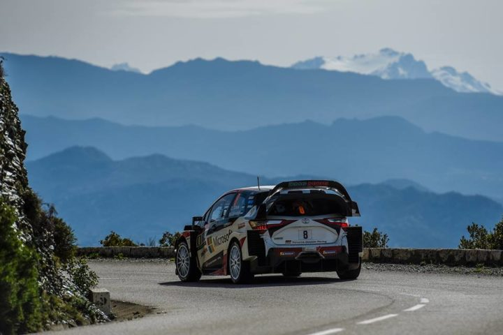 TÄNAK TAKES SECOND, LAPPI WINS THE POWER STAGE