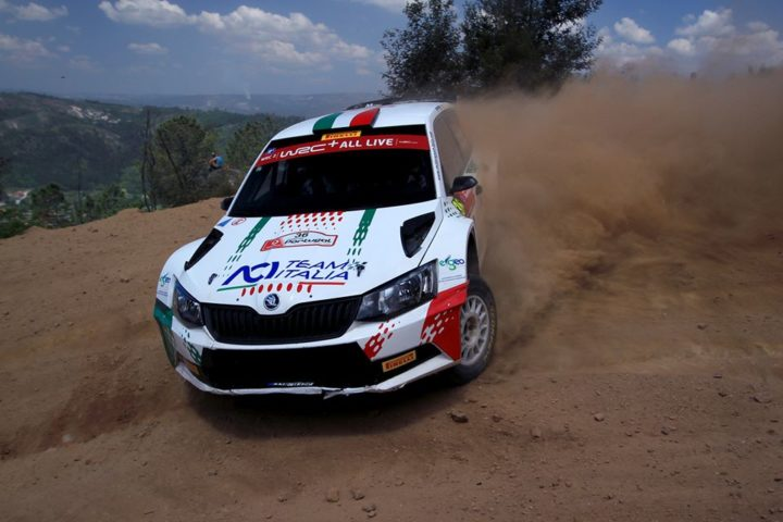 PORTUGAL RALLY: MOTORSPORT ITALIA CONFIDENT