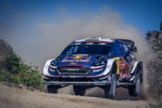 DOUBLE PODIUM FOR M-SPORT FORD AT VODAFONE RALLY DE PORTUGAL