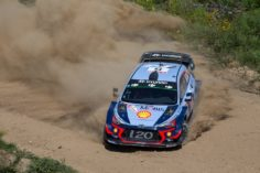 HYUNDAI MOTORSPORT LEADS RALLY DE PORTUGAL AT THE END OF THE FIRST COMPLETE DAY OF ACTION