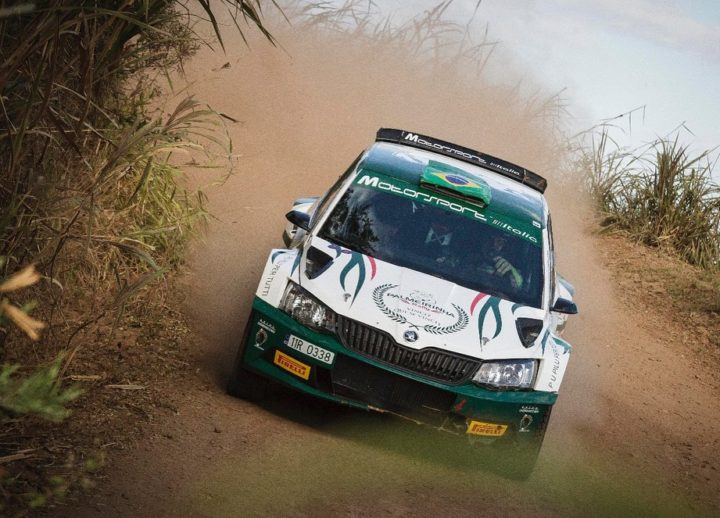 MOTORSPORT ITALIA AND PAULO NOBRE TO ERECHIM RALLY BRASIL ON MAY 26/27