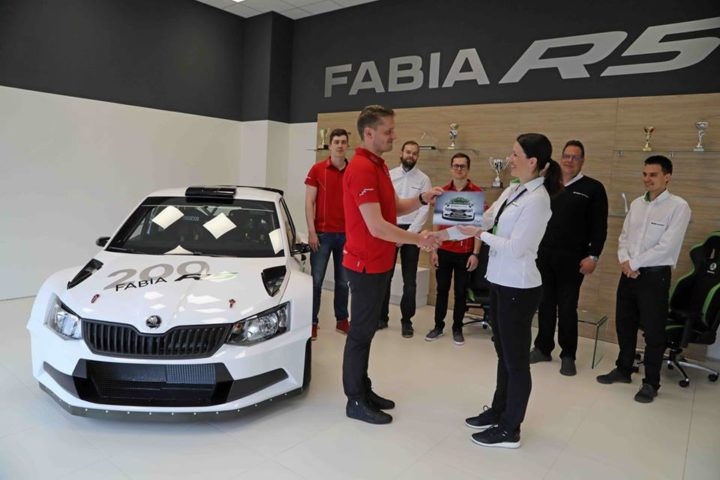 200 ŠKODA FABIA R5 SOLD TO CUSTOMERS WORLDWIDE, ŠKODA CREWS SUCCESSFUL AROUND THE GLOBE