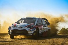 A TOUGH FRIDAY FOR TOYOTA IN PORTUGAL
