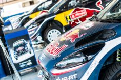 SUN, SEA, SAND AND SPEED M-SPORT FORD SET FOR SARDINIA
