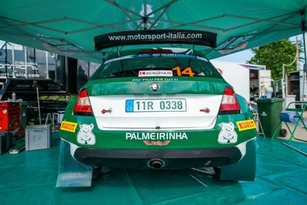 MOTORSPORT ITALY IN A CONFIDENT EKO ACROPOLIS RALLY START