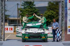 FIRST EUROPEAN POINTS BY PAOLO NOBRE BY MOTORSPORT ITALY