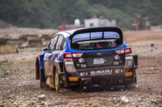 SUBARU RALLY TEAM CHINA CRC 2018:  ALL CHINESE DIRVERS HAD 4 CHAMPIONSHIPS IN FIRST ROUND OF 2018 CRC