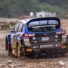OGIER MUY CONCENTRADO EN SU NUEVA ESCUADRA M-SPORT FORD WORLD RALLY TEAM
