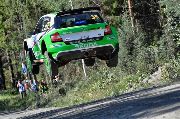 ŠKODA MOTORSPORT: PAVEL HORTEK  WHAT DOES PAVEL HORTEK THINK ABOUT THE UPCOMING RALLY FINLAND?