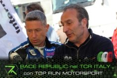 RACE REPUBLIC ARRIVES IN TCR ITALY  NEXT TO TOP RUN MOTORSPORT