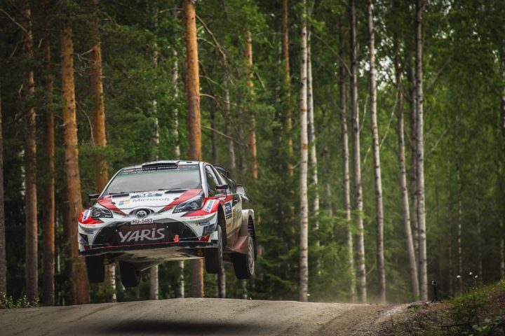 RALLY FINLAND PREVIEW: TOYOTA YARIS WRC TRIO READY FOR FLAT-OUT FINNISH PUSH