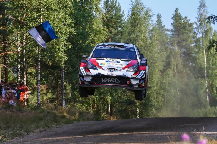 TANAK TAKES A HOME TRIUMPH FOR THE TOYOTA YARIS WRC