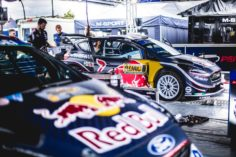 M-SPORT FORD IN SEARCH OF TURKISH DELIGHT