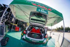 NOBRE PICKS FIRST PLACE FOR POLAND'S SATURDAY ERC STAGES
