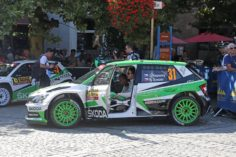 RALLY TURKEY: ŠKODA DRIVERS JAN KOPECKÝ AND PONTUS TIDEMAND IN OPEN FIGHT FOR WRC 2 TITLE
