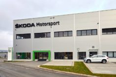 ŠKODA FABIA R5 GOT A NEW HOME BASE – NEW HEADQUARTER FOR ŠKODA MOTORSPORT