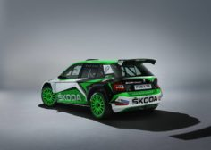 NEW SPECIFICATION FABIA R5 FROM ŠKODA MOTORSPORT 2019