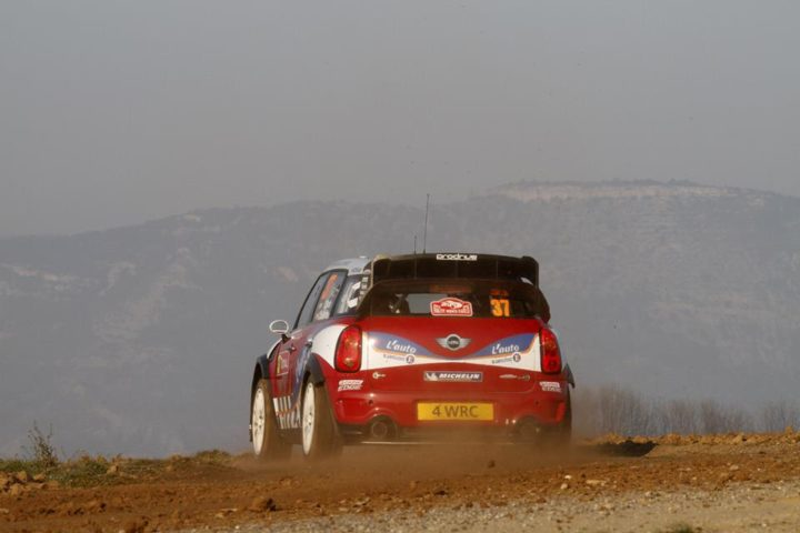 MINI WRC TEAM: MONTECARLO – WRC 2012 – THE MINI WRC TEAM WILL BE TAKING PART IN THE MONTE – CARLO FOR THE FIRST TIME – PURE HISTORY