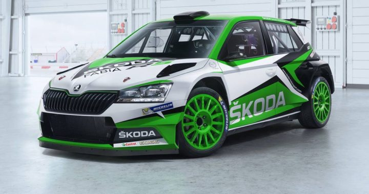A NEW FACE FOR THE WINNER: ŠKODA MOTORSPORT PRESENTS A DESIGN STUDY WITH ELEMENTS OF 2019 FABIA