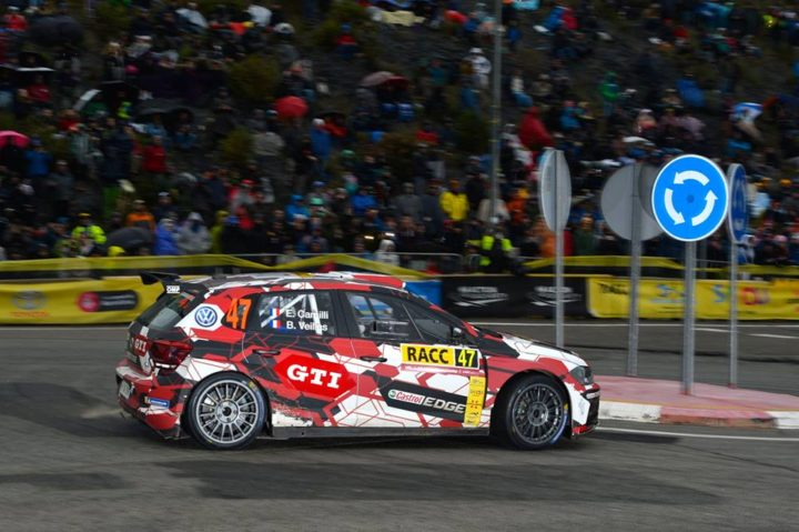 RALLY SPAIN: STRONG DEBUT FOR THE NEW VOLKSWAGEN POLO GTI R5