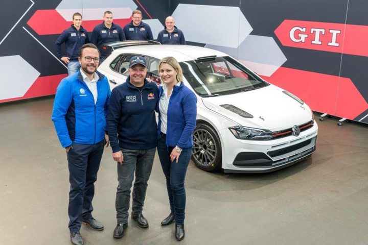BRR PLANS TWO-CAR ERC ASSAULT WITH ALL-NEW VOLKSWAGEN POLO GTI R5
