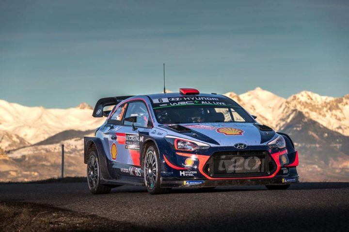 HYUNDAI MOTORSPORT FINE-TUNES ITS WRC LINE-UP FOR 2019