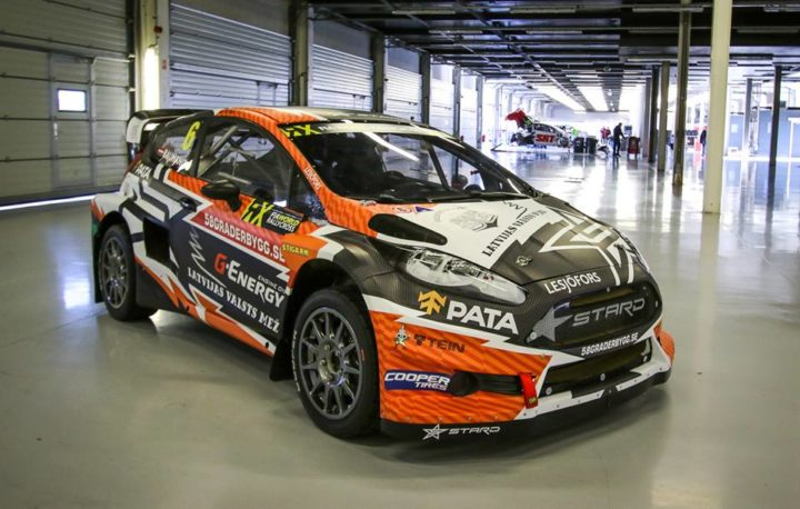 FIA WORLD RALLYCROSS CHAMPIONSHIP ANNOUNCES REVISED 2019 CALENDAR  TEINHAPPY WITH THE CHANGE OF THE CALENDAR IN THE WORLD RX 2019