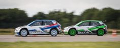 FABIA R5 AND UNUSUAL CHALLENGES