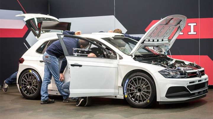 NUMBER 003 IS ALIVE: NEW POLO GTI R5 FROM VOLKSWAGEN MOTORSPORT