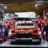 ITALY'S ERC COUNTER SET FOR SPECTACULAR ROME START, PARADE AND STAGE