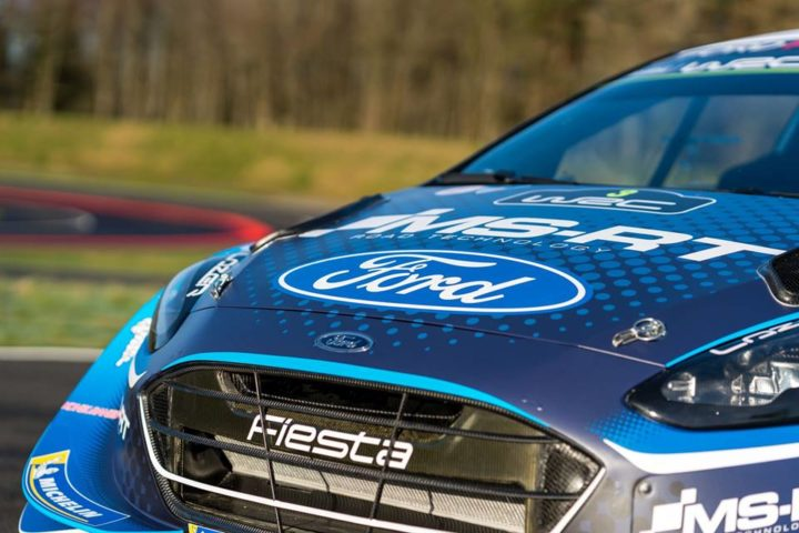 M-SPORT 🇬🇧 FORD REVEAL 2019 LIVERY AT AUTOSPORT INTERNATIONAL 🇬🇧 🌎