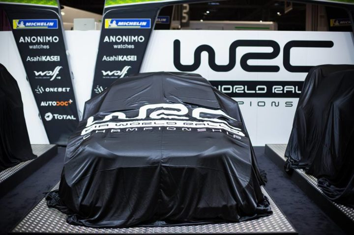 SPECTACULAR SEASON LAUNCH FOR WRC AT AUTOSPORT INTERNATIONAL SHOW  BIRMINGHAM BLAST-OFF FOR 2019 FIA WORLD RALLY CHAMPIONSHIP