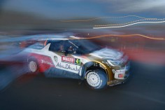 CITROËN TOTAL ABU DHABI WORLD RALLY TEAM:THE DS3 WRCs LOOK TO CONFIRM