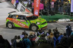 MINI EUROLAMP WORLD RALLY TEAM:TO GET AND TO LOOSE