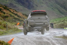 HYUNDAI SHELL WORLD RALLY TEAM: TACKLES TOUGH CONDITIONS ON OPENING DAY OF WALES RALLY GB