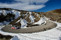 FIA WORLD RALLY CHAMPIONSHIP 2015: HYUNDAI SHELL WORLD RALLY TEAM-HYUNDAI MOTORSPORT FIGHTS TO THE FINISH WITH BOTH CARS IN RALLYE MONTE-CARLO