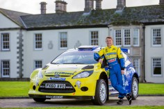 M-SPORT MICHELIN PILOT: WILSON AND MICHELIN REUNITE FOR WALES RALLY GB