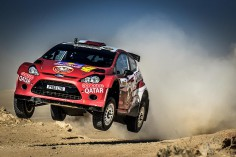 FIA MIDDLE EAST RALLY CHAMPIONSHIP 2015: DOMINANT NASSER SALEH AL-ATTIYAH CONFIRMS CONVINCING 12TH WIN IN QATAR INTERNATIONAL RALLY