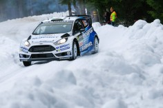 FIA WORLD RALLY CHAMPIONSHIP 2015: M-SPORT WORLD RALLY TEAM-M-SPORT FIGHT BACK TO STRONG FINISH IN SWEDEN