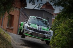 "FIA WORLD RALLY CHAMPIONSHIP (WRC2 – 2015): ŠKODA MOTORSPORT – ""FORMULA 1 IN THE FOREST"" ŠKODA FABIA R5 TO CONTEST THE FASTEST RALLY OF THE YEAR"