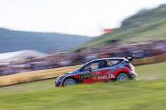 FIA WORLD RALLY CHAMPIONSHIP (WRC 2015): HYUNDAI SHELL WORLD RALLY TEAM – HYUNDAI MOTORSPORT HEADS  'DOWN UNDER' TO CONSOLIDATE SECOND PLACE IN MANUFACTURERS CHAMPIONSHIP