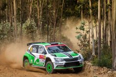 RALLY PORTUGAL: DRAMATIC DAY FOR LEADER PONTUS TIDEMAND