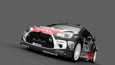 "FIA WORLD RALLY CHAMPIONSHIP (WRC 2015): CITROËN TOTAL ABU DHABI WORLD RALLY TEAM-  A ""NEW LOOK"" DS 3 WRC IN PORTUGAL!"