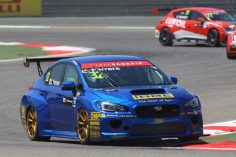 TOP RUN RE-JOINS FROM BURIRAM WITH NEW SUBARU
