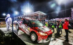 ABU DHABI TOTAL WORLD RALLY TEAM BACK IN ACTION WITH MEEKE, LEFEBVRE AND AL QASSIMI
